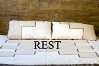 Don't forget that resting is very important